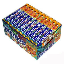 Mentos Spice It Up Rolls 37.5g