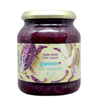 Gwoon Red Cabbage with Apple 720ml - The Bake Oven