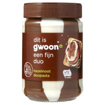 Gwoon Choco Paste Duo 400g