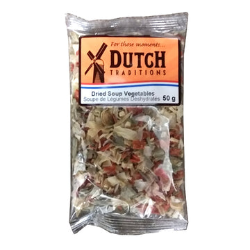 Dutch Tradition Dried Soup Vegetables 50g