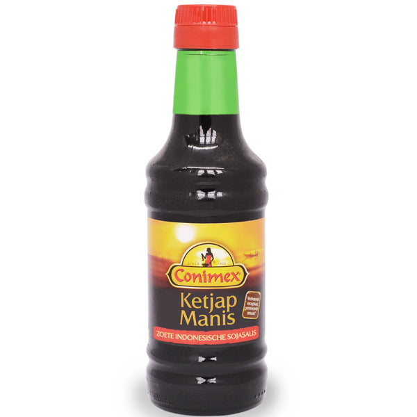 Conimex Ketjap Manis (sweet Soya Sauce) 250ml - The Bake Oven