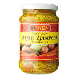 Flower Brand Atjar Tjampoer 335ml