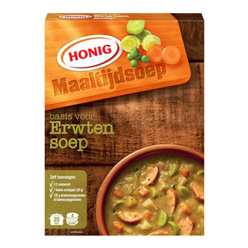 Honig Meal Green Pea Soup 123g
