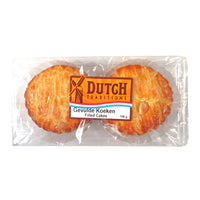 Dutch Tradition Almond Rounds 280 g - The Bake Oven