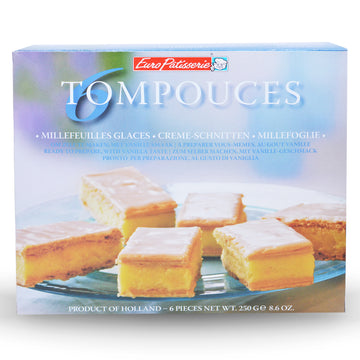Euro Patisserie Tompoezen (pudding slice) Kit 245g