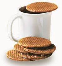 Dutch Tradition Syrup Wafers 250 g - The Bake Oven
