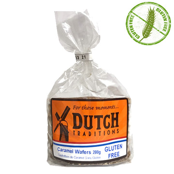Dutch Tradition Gluten Free Stroopies 280g