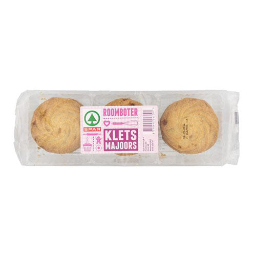 Spar Kletsmajoors (blabber mouth?) Cookies 185g - The Bake Oven