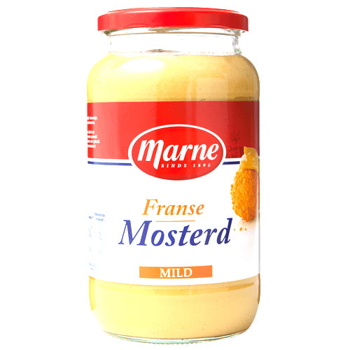 Marne French Style Mild Mustard 1 kg - The Bake Oven