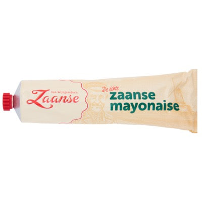 Zaanse Mayonaise Tube 170ml - The Bake Oven