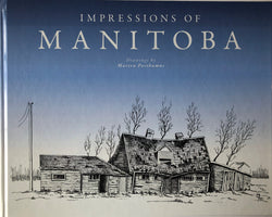 Impressions of Manitoba Art Book