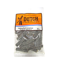 Dutch Tradition Heksehyl Licorice 90g - The Bake Oven