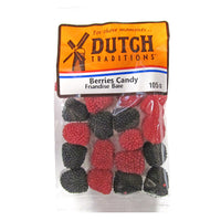 Dutch Tradition Berry Candies 105g - The Bake Oven