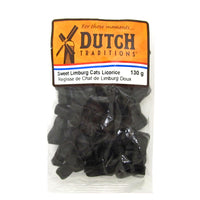 Dutch Tradition Cats Licorice 90g - The Bake Oven