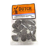 Dutch Tradition Sweet Zaanse Licorice 105g - The Bake Oven