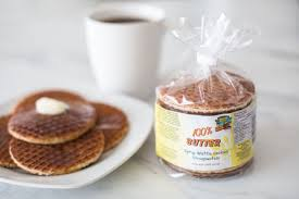 Double Dutch 100% Butter Syrup Wafers 272g