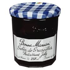 Bonne Maman Red Currant Jelly 250ml