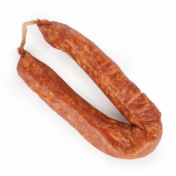 Smoked Farmer Sausage (boeren mettwurst) 200g each - The Bake Oven
