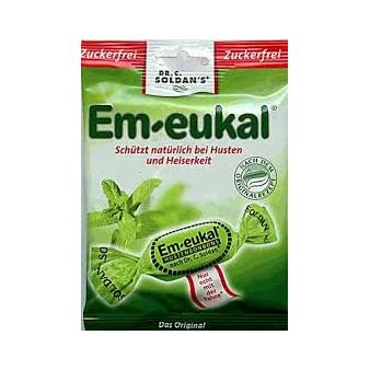 Dr. Soldans Emeukal Sugar Free Candies 75g - The Bake Oven