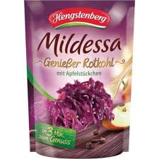Hengstenberg Red Cabbage Apple Pouch 400g - The Bake Oven