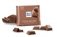 Ritter Sport Mousse Milk Chocolate 100g - The Bake Oven