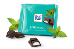 Ritter Sport Peppermint Chocolate 100g