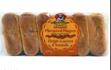 Aviateur Almond Fingers 280g - The Bake Oven