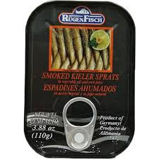 Rugenfisch Smoked Peppered Herring 190g - The Bake Oven
