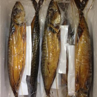 Smoked Mackerel Whole 500g