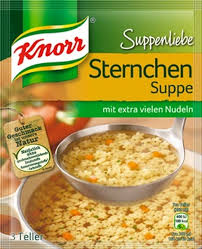 Knorr Sternchen (stars) Soup Mix 140g - The Bake Oven