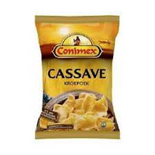 Conimex Kroepoek Cooked Cassave 75g
