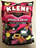 Klene English Licorice 300g