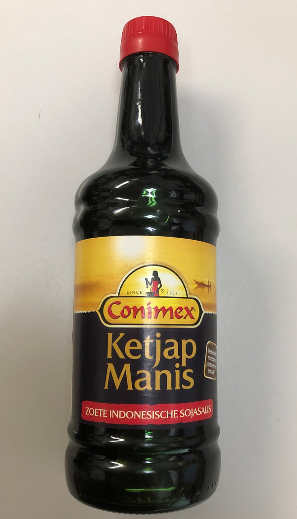 Conimex Ketjap Manis (sweet Soy Sauce) 500ml - The Bake Oven