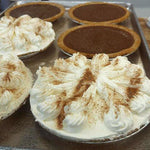 "Pumpkin Pie 7"" - The Bake Oven"