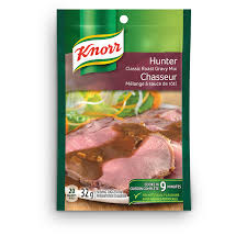 Knorr Demi Glace Gravy mix 34g