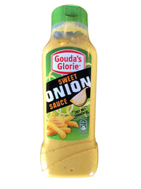 Gouda Glorie Sweet Onion Sauce 650ml - The Bake Oven