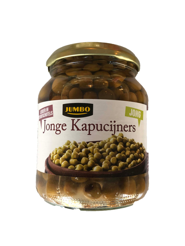 Jumbo Jonge Kapucijners 370ml - The Bake Oven