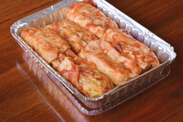 Holopchi (cabbage Rolls) 6's - The Bake Oven
