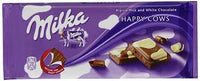 Milka Happy Cow Milk White Chocolate Bar 100g - The Bake Oven