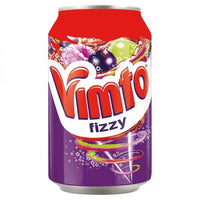 Vimto Fizzy Carbonated Fruit Drink 330 ml - The Bake Oven