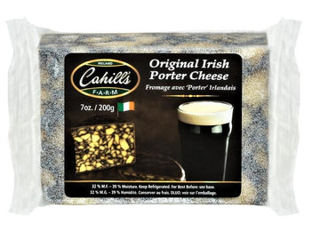 Cahill's Irish Cheddar with Guinness 200g