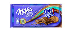 Milka Chips Ahoy Bar 100g