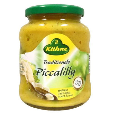 Kuehne Piccalilly Mustard Sauce 360g