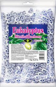 Mieszko Eucalyptus Strong Candies 1kg