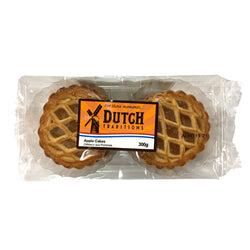 Dutch Tradition Apple Cake 300g