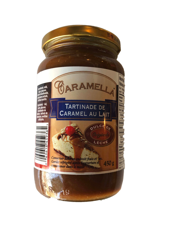 Caramello Dulce de Leche 450g - The Bake Oven
