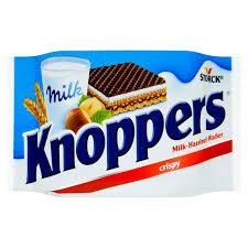 Knoppers Wafers 25g