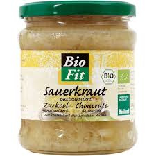 Bio Fit Organic Sauerkraut 680g - The Bake Oven
