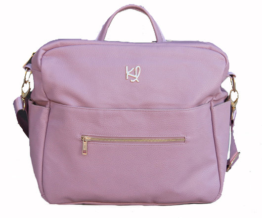 Kiki Lu Bag in Berry