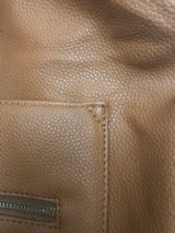 Warehouse sale- Brown flawed bag